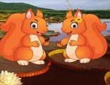 G2R Couple Of Squirrel Escape