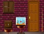 G2M Multicolored Brick House Escape