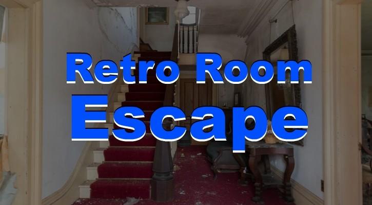 GFG Retro Room Escape