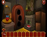 G2L Tiny Red Owl Escape html5