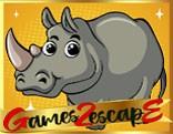 G2E Baby Rhino Rescue HTML5