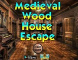 Wow Medieval Wood House