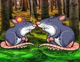 Wow Pair Of Rat Escape HTML5