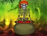 G2R Halloween Witch Cauldron