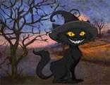 G2R Terrible Halloween Cat