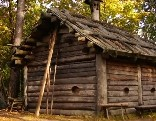 GFG Forest Wooden House Escape 2