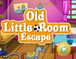 Old Little Room Escape