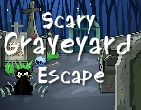 Scary Graveyard Escape