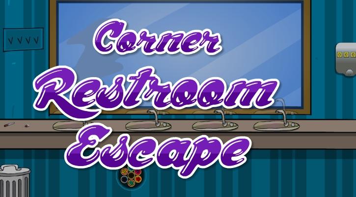 Corner Restroom Escape