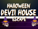 Halloween Devil House Escape