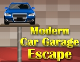 Modern Car Garage Escape