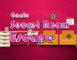 Genie Secret Room Escape