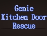 Genie Kitchen Door Rescue