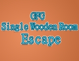 GFG Single Wooden Room Escape