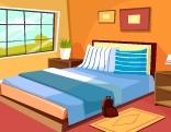 GFG Single Bed Room Escape
