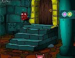 G4E Cursed Mystery Fort Escape