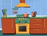 GFG Classy Kitchen Escape