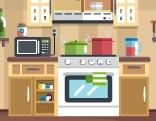 GFG Kitchen Door Escape 2