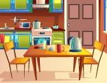 GFG Kitchen Door Escape 4