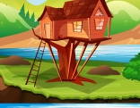 GFG Lake Side Tree House Escape