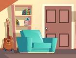 GFG Garret Room Escape
