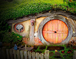 GFG Hobbit Hole Escape