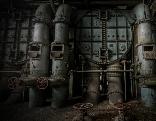GFG Dilapidated Factory Escape