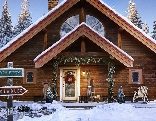GFG Mountain House Christmas Escape