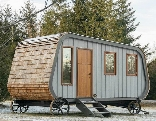 GFG Wooden Container House Escape