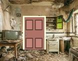 GFG Spooky Room Door Escape