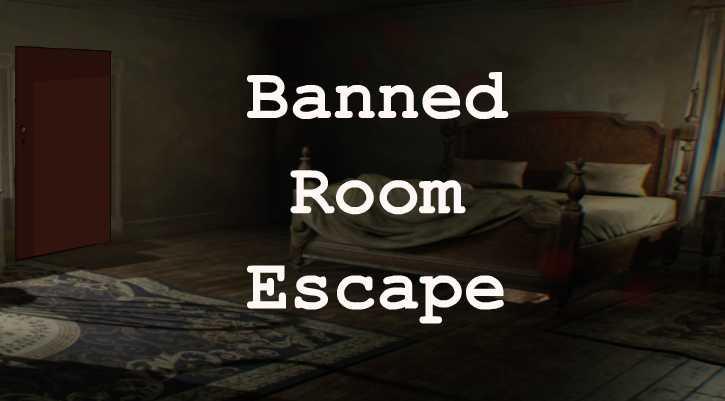 GFG Banned Room Escape