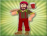 G2J Woodcutter Man Escape