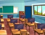 GFG Elegant Classroom Escape