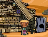 GFG Pyramid Work Place Treasure Escape 1