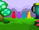 G2L Cat Land Escape HTML5